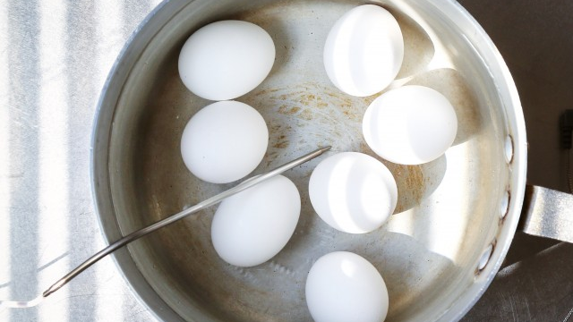 Two Tricks for Making Easy-to-Peel, Foolproof Boiled Eggs