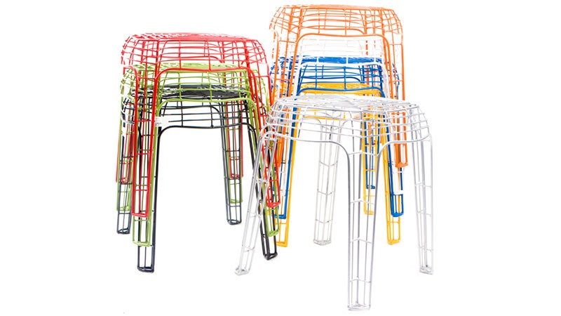 Never Worry About Cushion Crumbs Ever Again With Wireframe Furniture