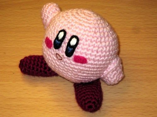 Yarn's Epic Kirby