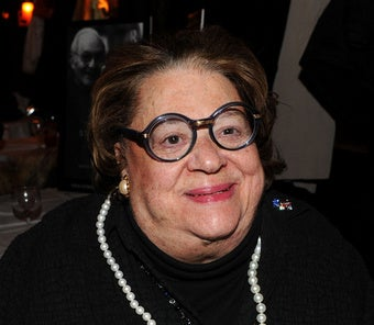 Restaurant Proprietress Elaine Kaufman Dies at 81