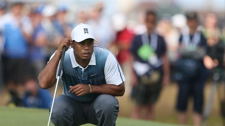 Tiger Woods Finishes In 69th Place At British Open