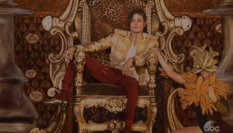 Weird Hologram of Michael Jackson Performed at Billboard Music Awards