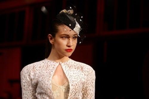Top Model Hopeful Stalks Australian Runway