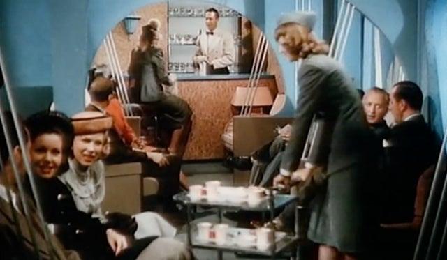 Postwar Dreams of Flying in Style