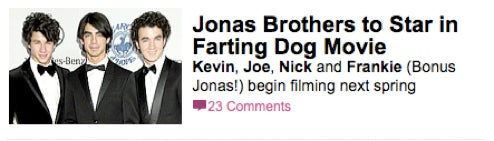 Us Weekly Headline Of The Year
