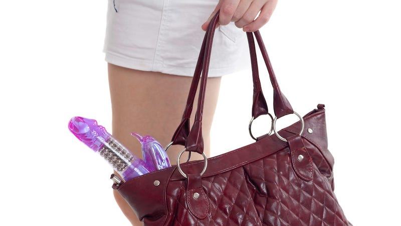 ​Woman Shoplifts Vibrator After Applying for Job at Sex Shop