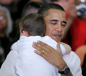 Barack Obama Is American Compassion