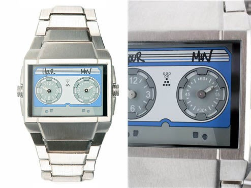 Cassette Watch: Best Invention Since the Mix Tape
