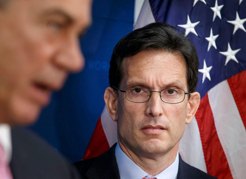 Eric Cantor Lost The Virginia GOP Primary to a Tea Party Candidate