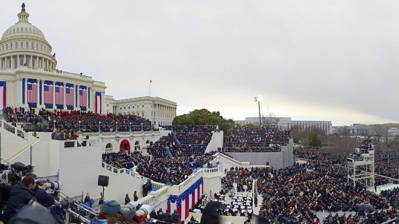 Facebook Tag Everybody You Know in This Gigapixel Inauguration Picture