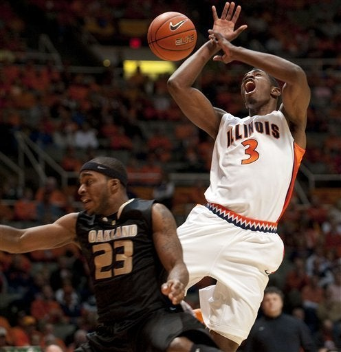 Illinois Men's Basketball Team Plays Better Basketball When Using A Men's Basketball