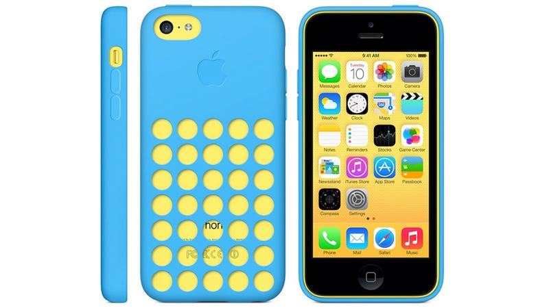 iPhone 5C: Apple's Colorful Budget Phone Is Real and $100 on Contract