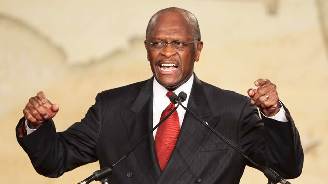 Herman Cain's Presidential Chances Becoming Slightly More Plausible