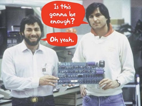 Apple Orders a Few Flash Chips...Like 50 Million of 'Em
