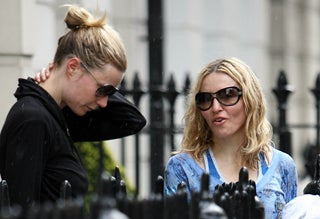 Madonna To Replace Guy With Gwyneth?