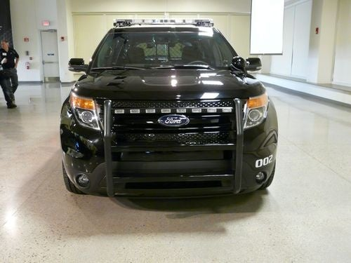 Ford Interceptor Utility Exterior