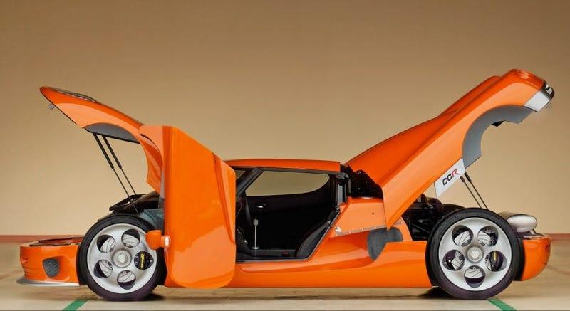 Koenigsegg Wants To Buy Saab