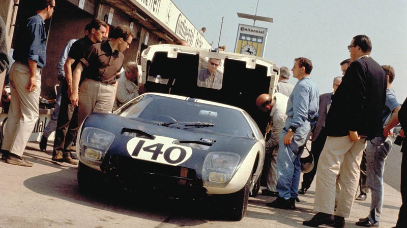 The Amazing History Of Ford's Greatest Supercar