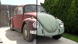 This Talented Guy Did An Amazing Frame-Off Restoration In His Garage