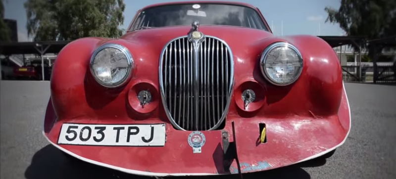 This Crazy Badass Jaguar Should Be In The New Mad Max Movie