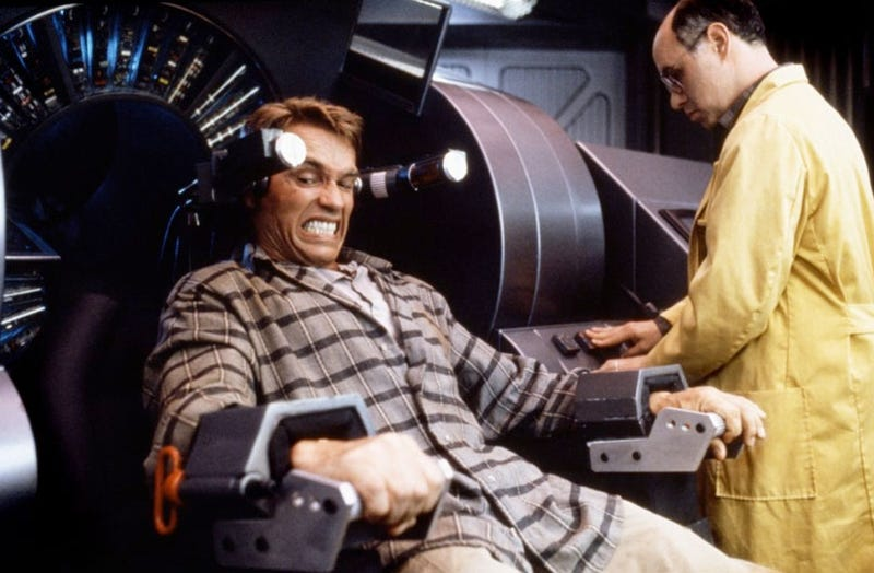 Total Recall Getting Total Remake?