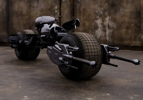How To Build Your Own Batpod