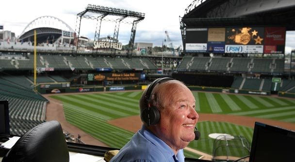 Dave Niehaus, The Voice Of The Mariners, Is Dead At 75