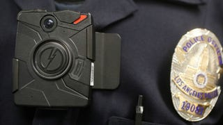 LAPD Will Get 800 Taser Body Cameras, Outfitting Whole Force Proposed