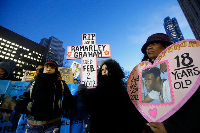 NYC to Pay $3.9 Million to Family of Unarmed Teen Killed by Cop