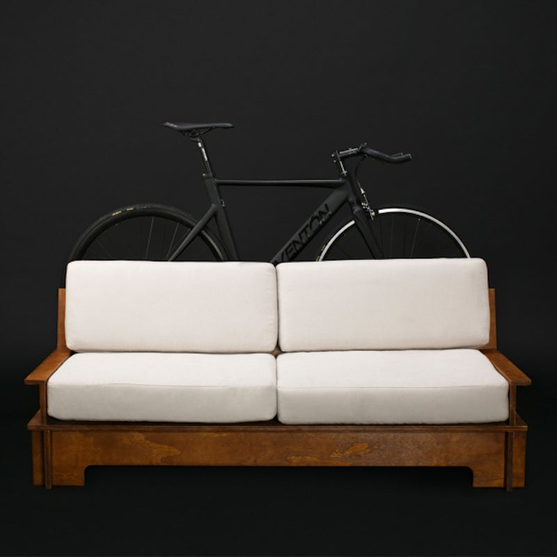 Sleek Furniture Line Puts Your Bike Where It Belongs: On a Pedestal