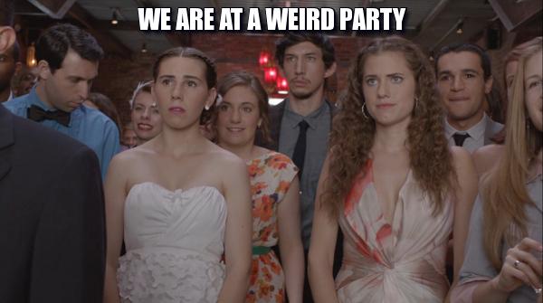 Girls Season One, in 10 (Spoiler-free!) Memes