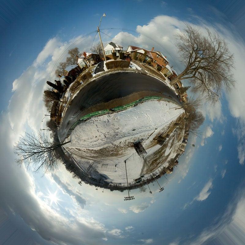 Shooting Challenge Polar Panoramas Gallery