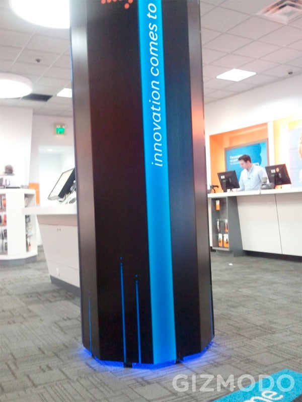 What's Inside AT&T's Mysterious Monolith Display?