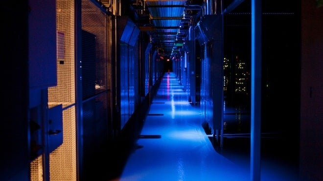 Super-Secret Google Builds Servers in the Dark