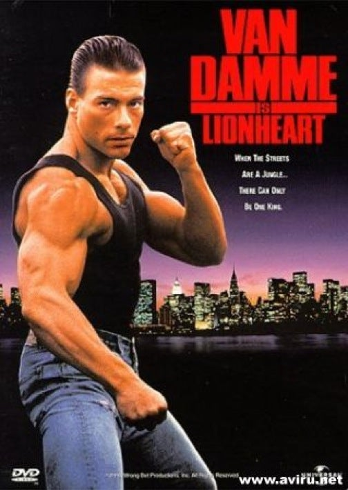 Jean-Claude Van Damme's Liver Will See You in Hell