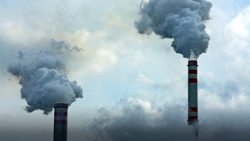 The next Cold War will be fought with greenhouse gas