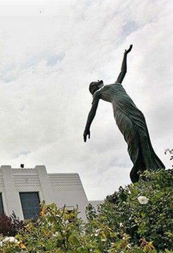 Myrna Loy: The Thin Man Bronze Woman