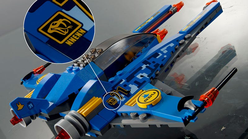 The Official LEGO Inspired By Gradius