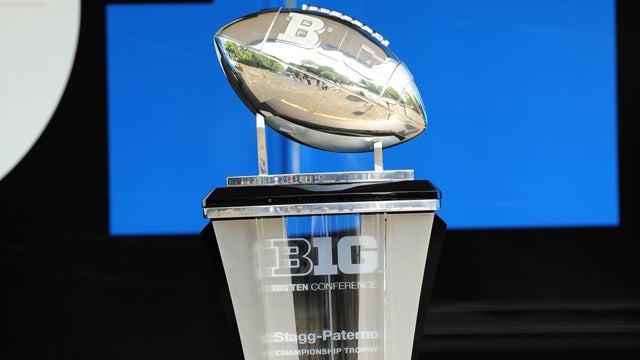 Joe Paterno's Name Has Been Removed From The Big Ten Trophy That Has Not Yet Been Awarded