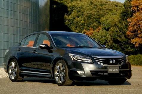 Tokyo Auto Salon: Honda Inspire Modulo Touring