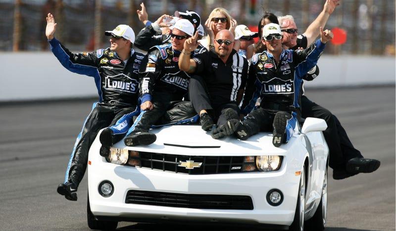 Weekend Motorsports Roundup: August 4-5, 2012