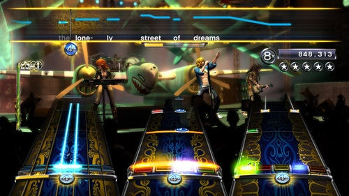 Rock Band Multiplayer Gallery