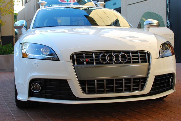 Fully Autonomous Audi TTS to Race at Mad Pikes Peak Rally Circuit