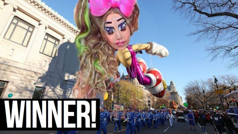 Kotaku 'Shop Contest: I Love a Parade: The Winners