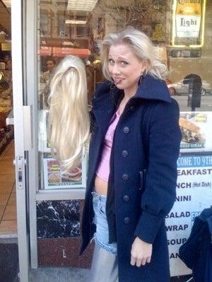 Mary Rambin Killed a Wookiee