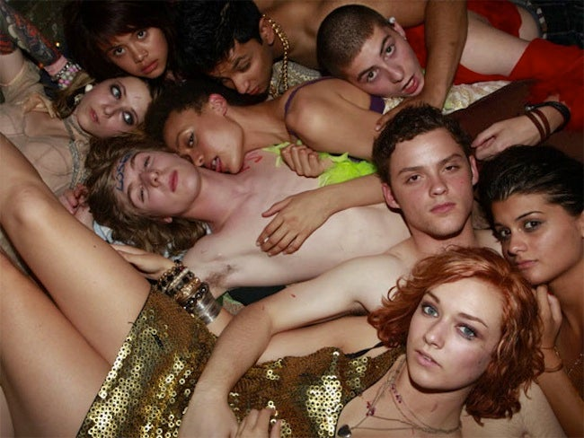 MTV's Skins Has a Child Porn Problem