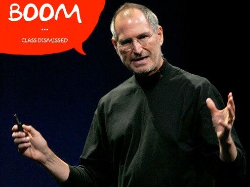 Apple University: Like Hamburger U, But With iPods