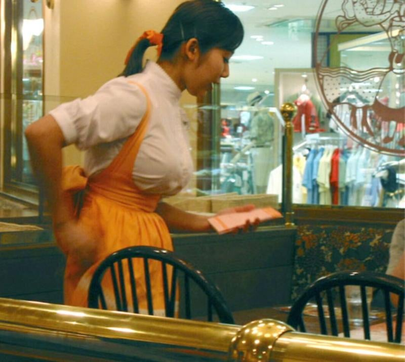 The Waitress Uniform That Started It All