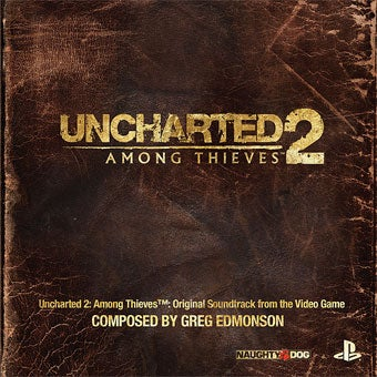 "Uncharted 2 Score Now Available On Something Called A ""CD"""