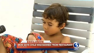 4-Year-Old Banned From Donut Shop for Asking Woman If She's Pregnant